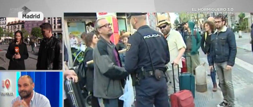 Los vecinos de madrid protestan por el aumento de los for Pisos turisticos madrid
