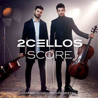 2Cellos SCORE Giveaway