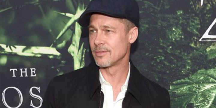 Brad Pitt returns to the red carpet at the LostCityOfZ premiere