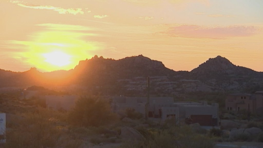 INSIDE THE AMERICAS - USA: Sonoran Desert at risk from real estate development