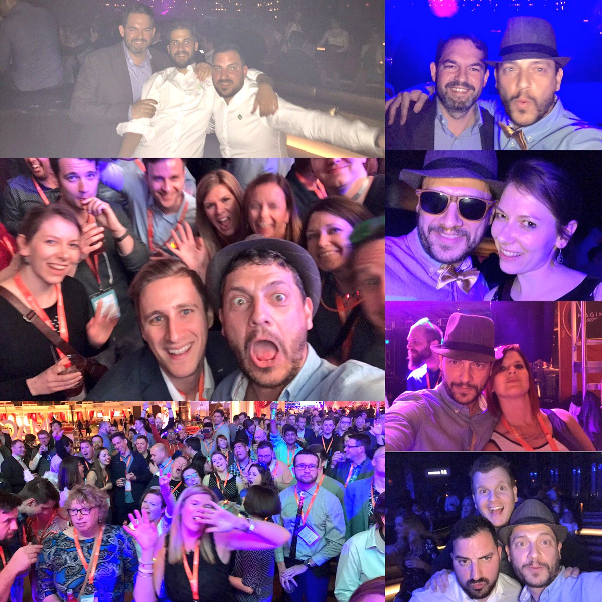 ignacioriesco: What a #Magentoimagine #legendary party! #epic See you all soon friends!!! #realmagento https://t.co/fBWXrVjcQ3