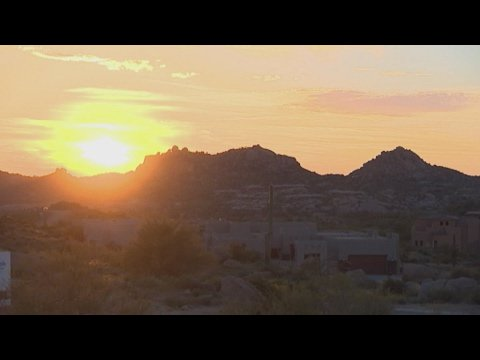 VIDEO -  USA: Sonoran Desert at risk from real estate development
