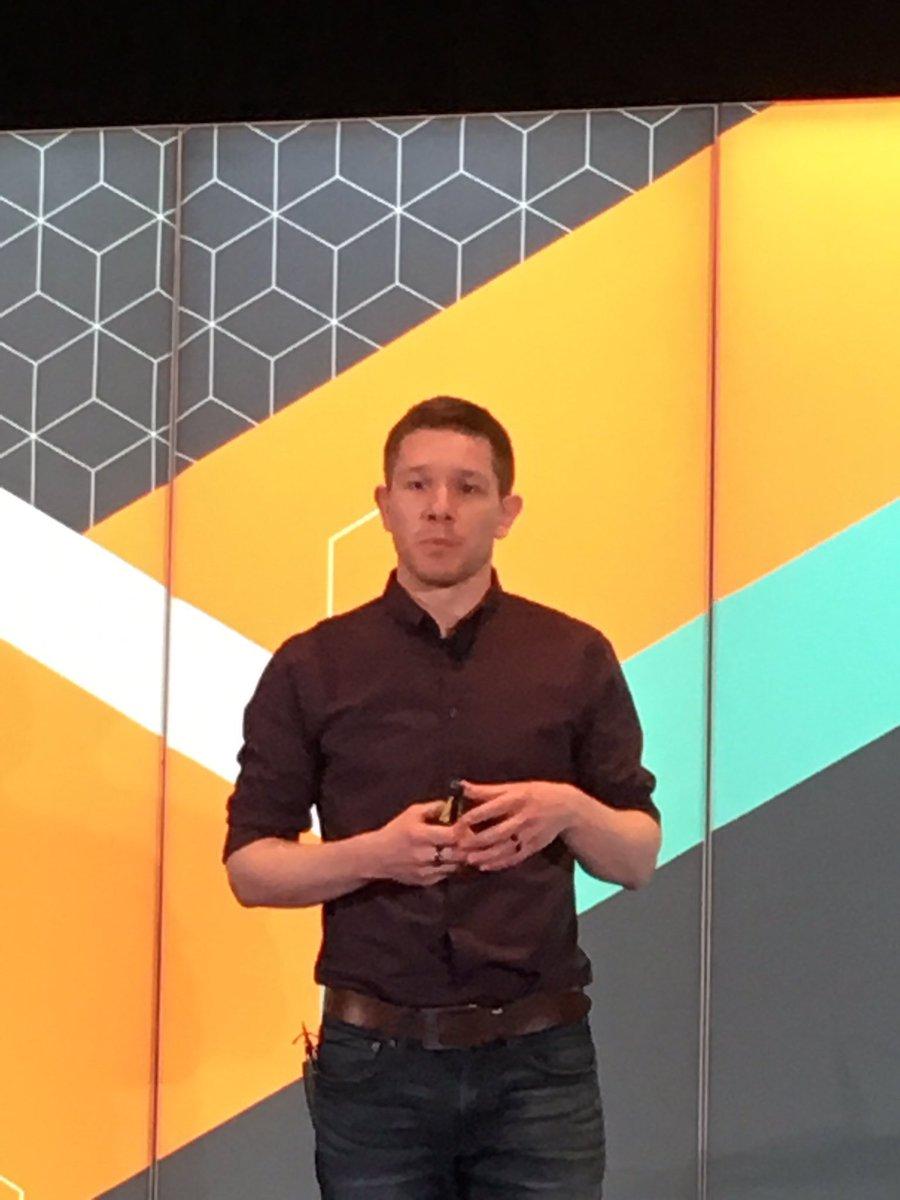 bobbyshaw: This week I spoke at the same conference as @serenawilliams. No big deal🤘#Magentoimagine https://t.co/EbgkXvjLT6