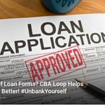 Tired Of Loan Forms? CBA Loop Helps You Do Better! #UnbankYourself