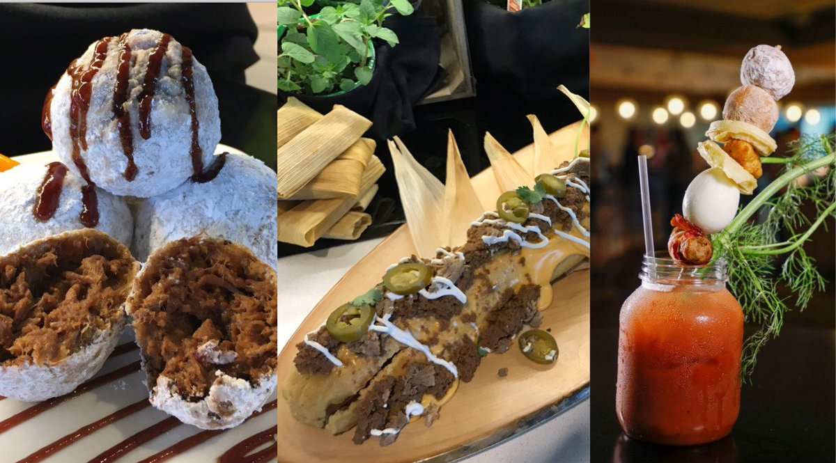 24 new food items at Major League Baseball stadiums, ranked from least to most disgusting