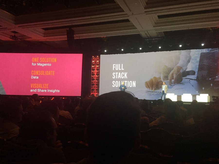 ThePixelUK: Magento Shipping, Social and #B2B will be this year's main #Magento2 improvements. #Magentoimagine https://t.co/E2MENKdw1S
