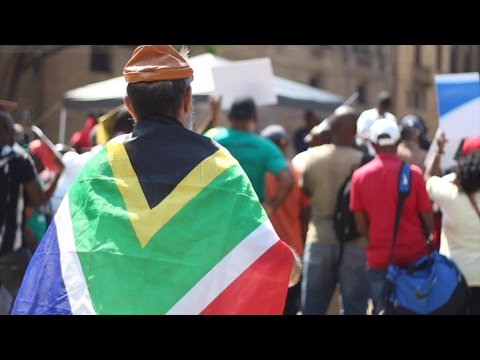 VIDEO -  South Africa turmoil: Recovering from a damaging downgrade