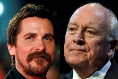 "Christian Bale is in talks to play his scariest role since ""American Psycho"""