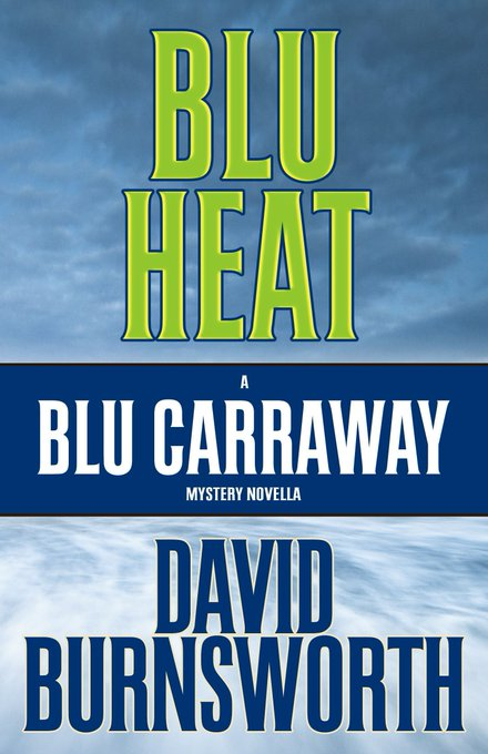 Blu Heat: A Blu Carraway Novella by David Burnsworth Blog Tour