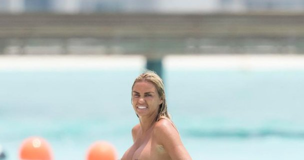 Katie Price escapes prosecution in the Maldives after topless beach exploits