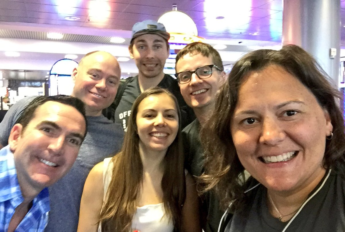 annhud: The Austin #Magento crew headed home. Until we meet again! #RoadFromImagine #RealMagento  #MagentoImagine https://t.co/tLflefXMsM