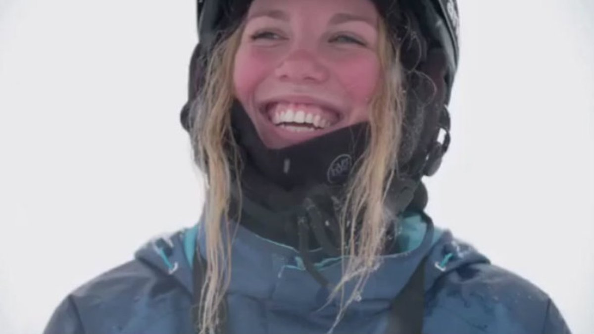 Michigan snowboarder trying to make US Olympic team featured in national ad