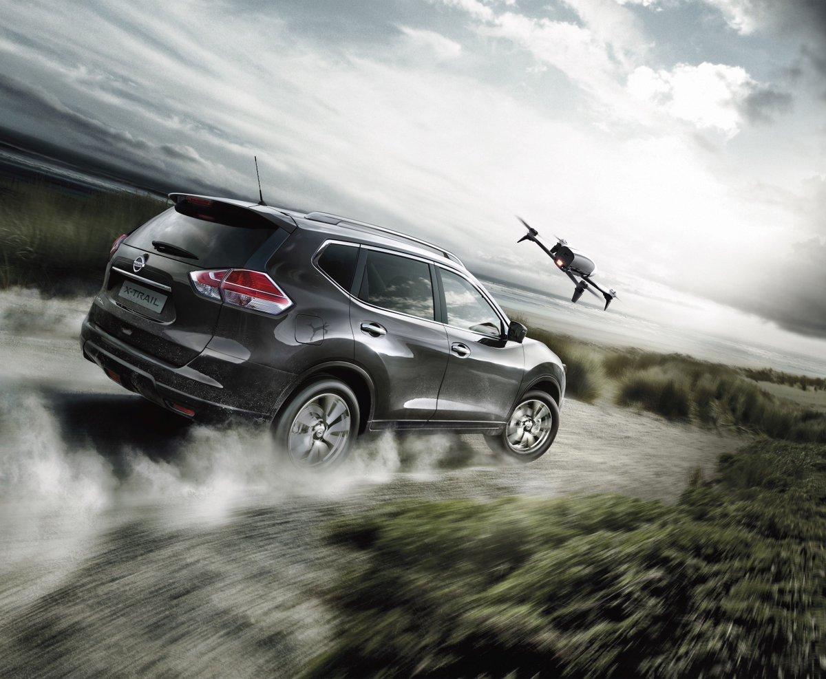 La Nissan X-Trail offre un drone di serie | Metro News