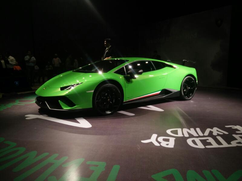 Lamborghini Huracan Performante Is Finally In India Price Rs 3 97