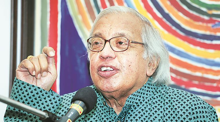 Poetry is the quieter, less-loved yet urgent voice of literature: AshokVajpeyi