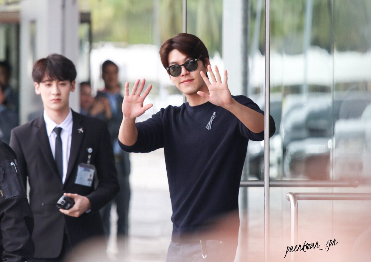 #Welcomekimwoobintothailand