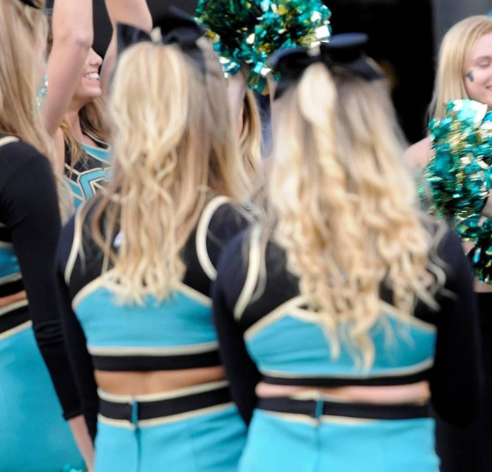 Coastal Carolina Cheerleaders Worked As Strippers Escorts
