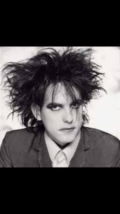 Happy Birthday to the genius that is > Robert Smith