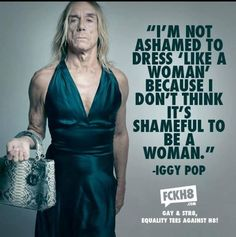 Happy Birthday Iggy Pop ..