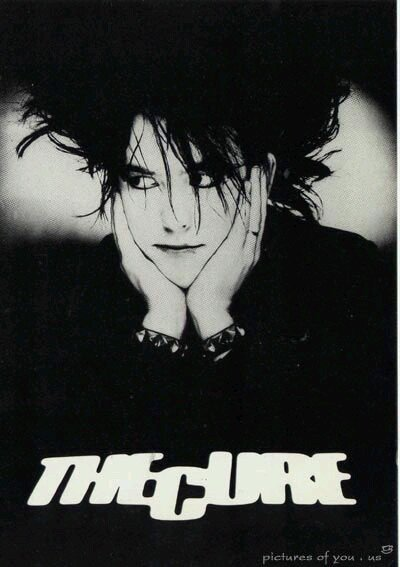 Happy birthday Robert Smith