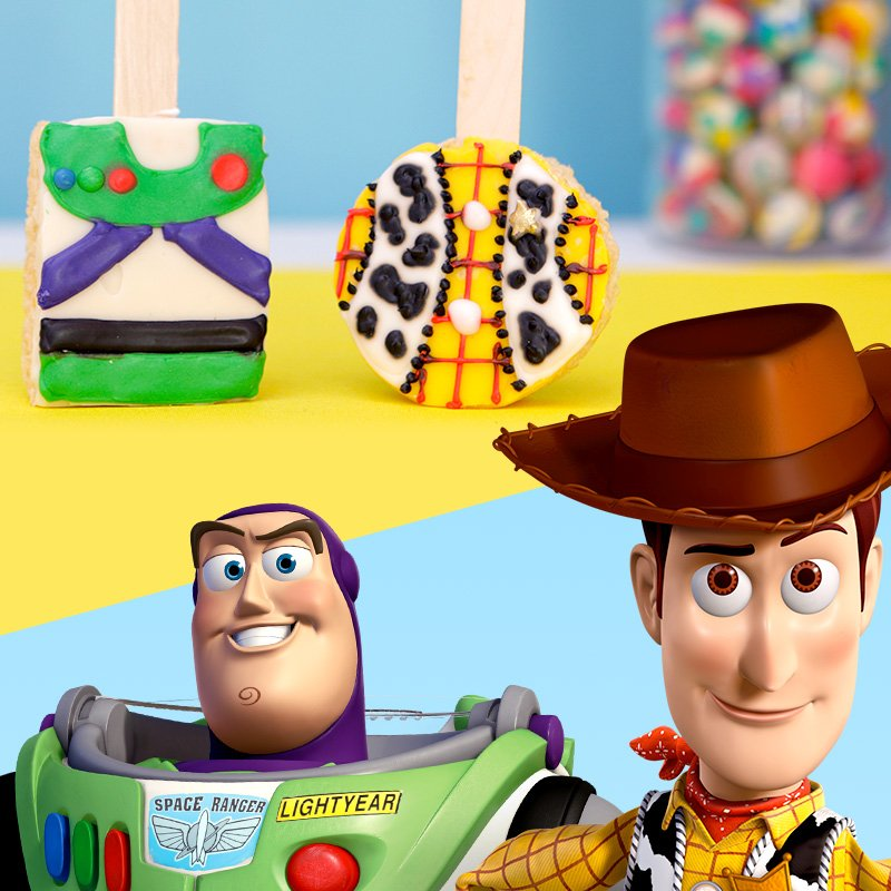 Stick around! @Disney_Family has a #ToyStory treat to share with a playtime pal.
