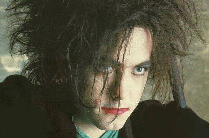 Happy Birthday Robert Smith!! PLUS  an Interview with The Cure