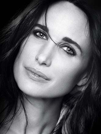 Happy birthday Andie MacDowell!