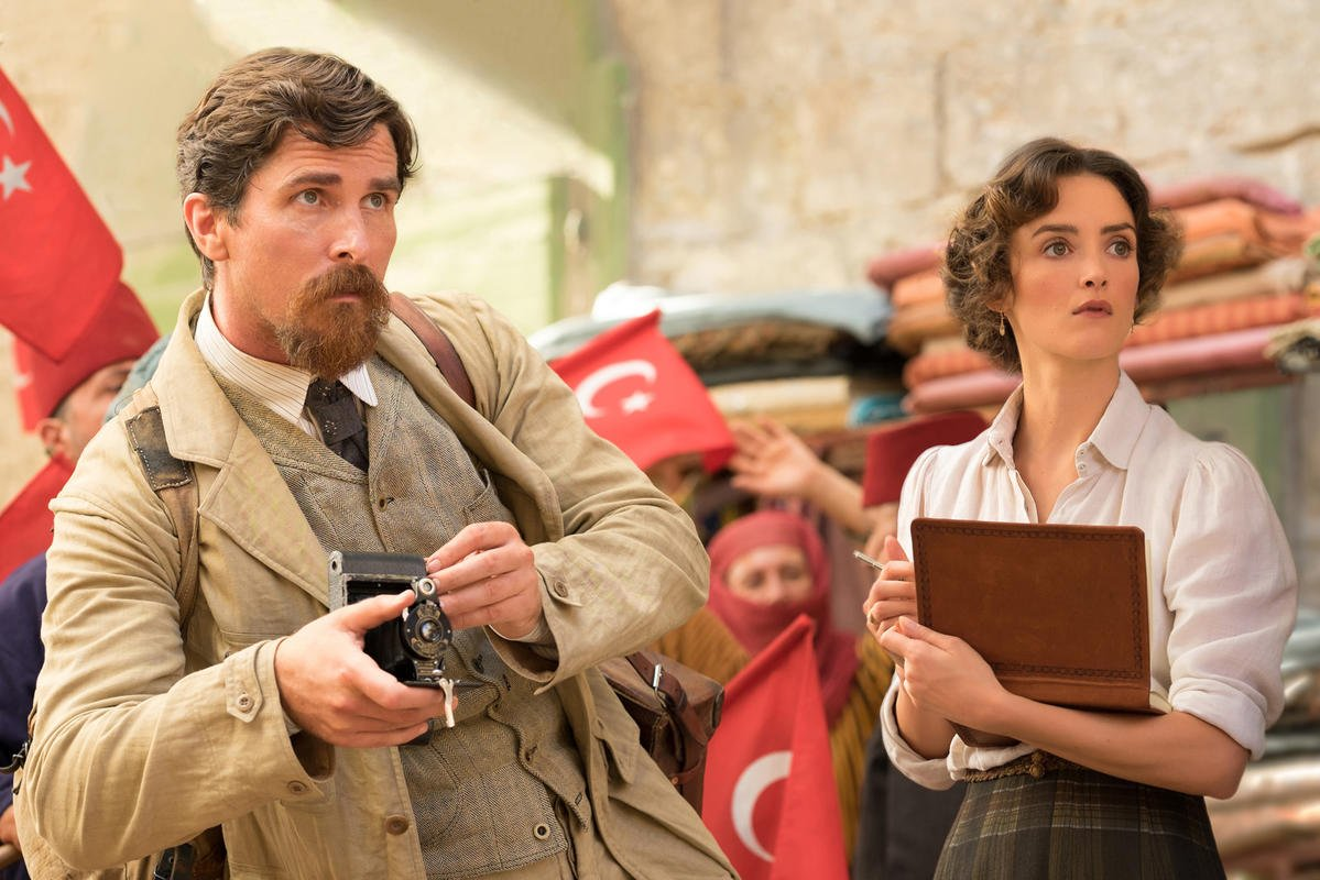 Epic 'Promise' reveals horror of Armenian genocide