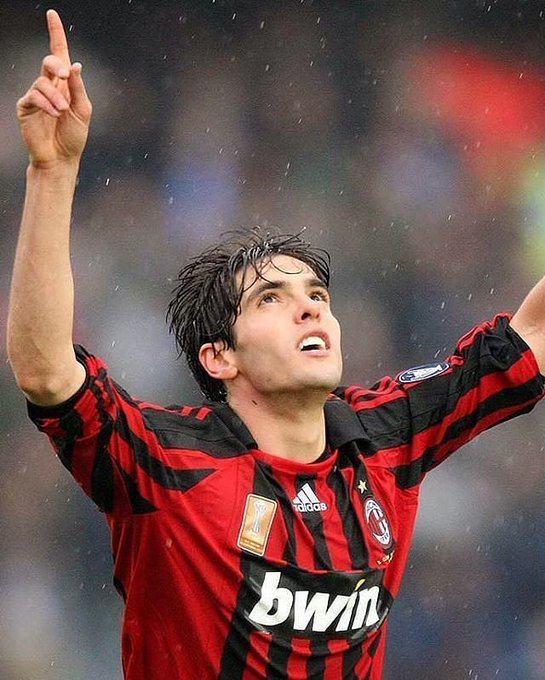 Very Happy 35 Birthday The Prince of Milano, Ricky Kakà ! Thank you for wonderfull memories