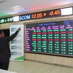 NSE bear run hurts traders' 2016 profit
