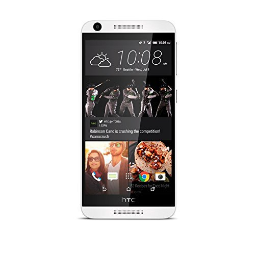 #news #free #giveaway #music HTC Desire 626S No Contract Phone White (Virgin Mobile)