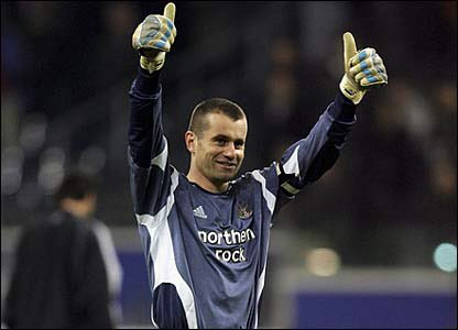 Happy Birthday to former goalkeeper Shay Given.