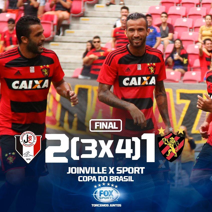 🦁 DEU LEÃO! Quem comemorou muito a classificação do Sport na #CopaDoBrasilFOXSports, dá RT! https://t.co/hmcMiX3N6A
