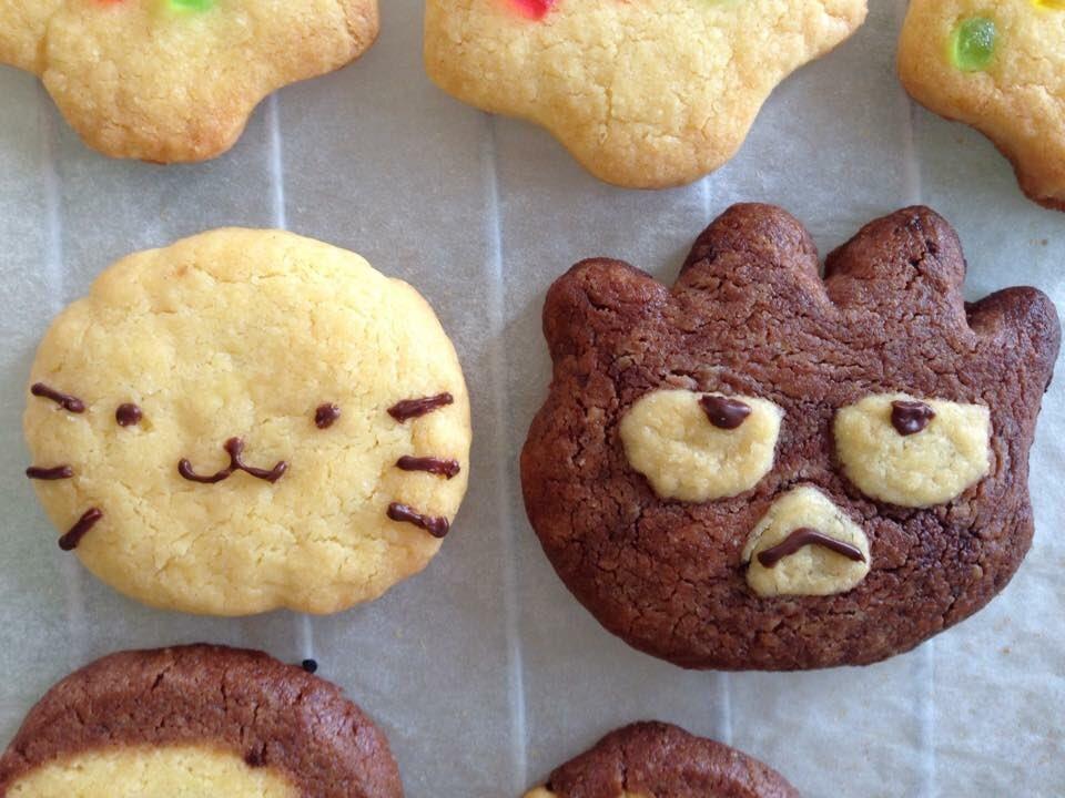 痛お菓子シリーズその2ばつ丸とはな丸ぼのぼの、アライグマくん、シマリスくんジバニャン、コマさん