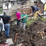 Colombia: At least 17 killed in landslides as rains lash Andes