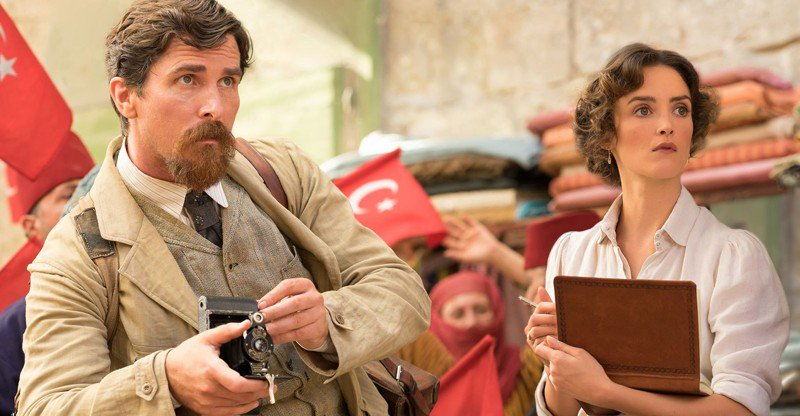 'The Promise' falls flat