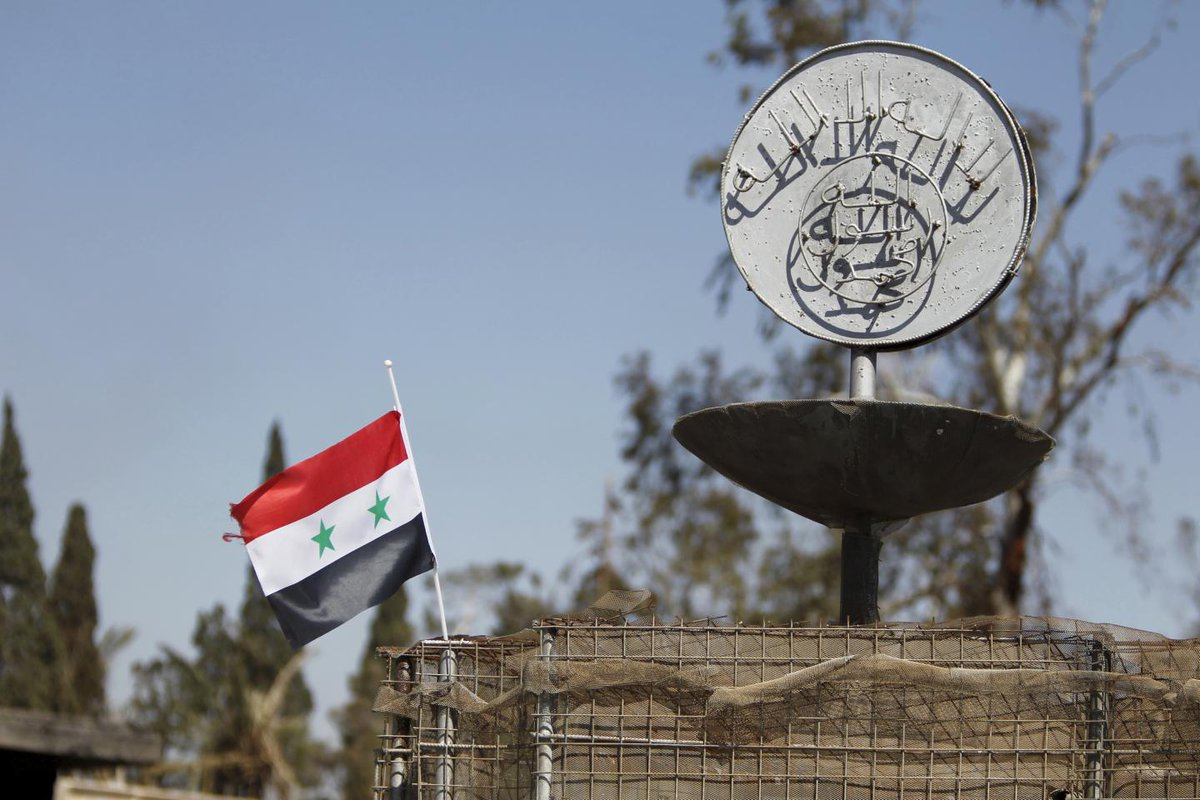 Will ISIS and Al-Qaeda unite to save one another?