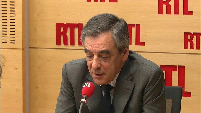 Je dis que voter Marine Le Pen, c'est avoir Monsieur Macron à la fin. #RTLMatin