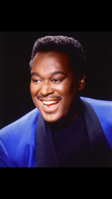 Happy Birthday To The Late Luther Vandross 1951-2005