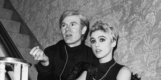 Happy Birthday Edie Sedgwick, American model, actress and Warhol superstar (1943-1971)