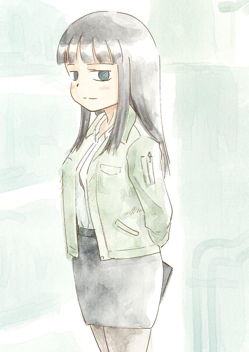 作業服神林 #ド嬢