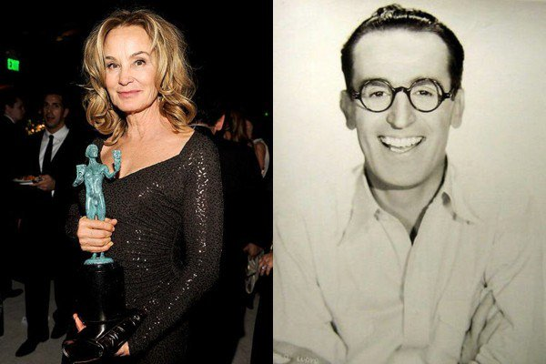 April 20: Happy Birthday Jessica Lange and Harold Lloyd