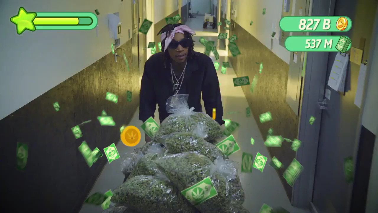 Happy 420. Download #WizKhalifasWeedFarm now. https://t.co/785GdnYEvh https://t.co/FQe7njLhv3