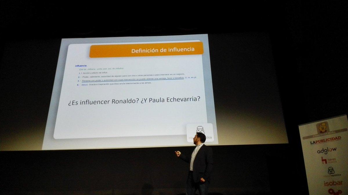 test Twitter Media - ¿Es influencer Ronaldo? ¿Y Paula Echevarría? @i_Republica analizando a los influenciadores #forosocialmedia https://t.co/mgFqsNaYqZ