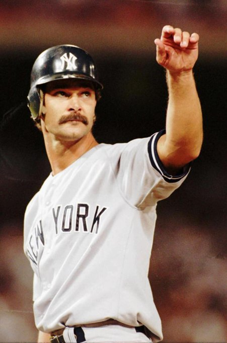 Happy Birthday! Don Mattingly