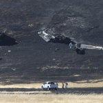 Fatal California U2 spy plane crash laid to pilot error