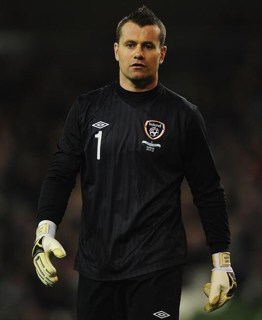 Happy birthday to Irish football legend Shay Given ( who turns 41 today.