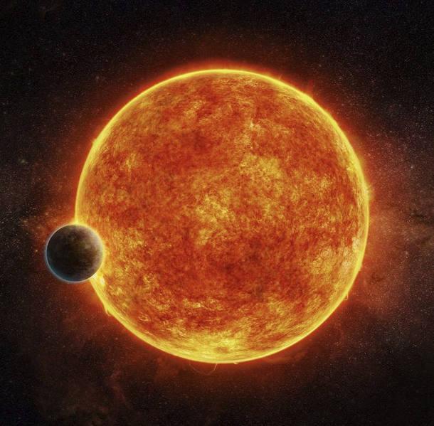 Cientistas descobrem nova 'super-Terra' na órbita de estrela vizinha https://t.co/PgDm0TQPl6