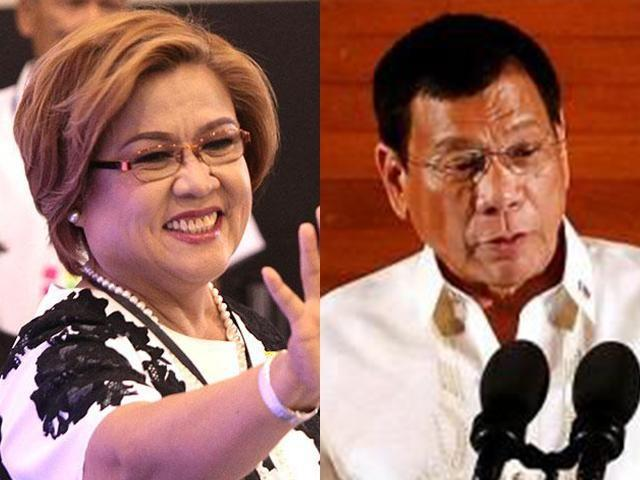 JUST IN: President Duterte and Sen. Leila de Lima are included in this year's #Time100 list of Most Influential People.