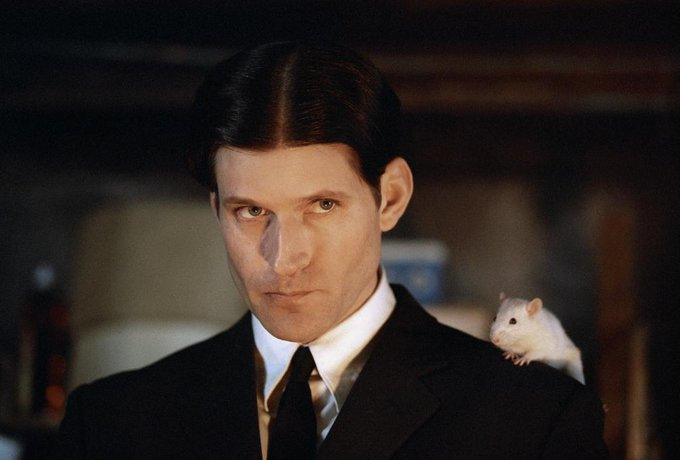 Dark Universe would like to wish a very Happy Birthday to Crispin Glover!